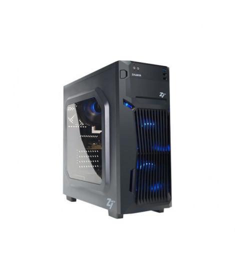 ZALMAN Boîtier PC Z1 NEO - Moyen Tour - Format ATX - Noir
