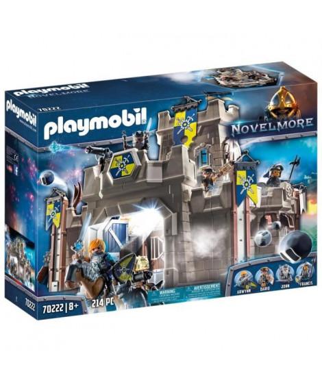PLAYMOBIL 70222- Novelmore - Citadelle des Chevaliers Novelmore - Nouveauté 2020