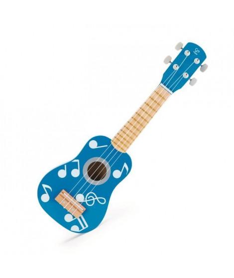 HAPE Ukulélé bleu