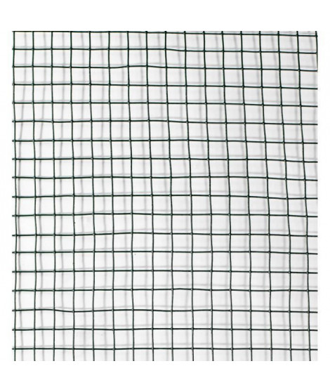 LAMS Maille plastifiée - 12,7 mm - 1,5 x 3 m
