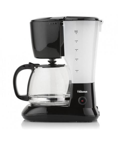 TRISTAR CM1245 Cafetiere filtre - Noir