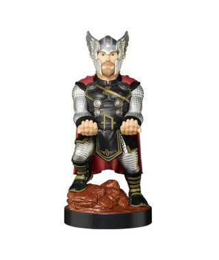 EXQUISITE GAMING Figurine support et recharge manette - Cable Guy Thor