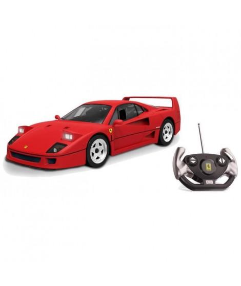 MONDO - Ferrari - F40 - voiture radiocommandée - échelle 1/14eme - Garçon - Mixte - A partir de 3 ans
