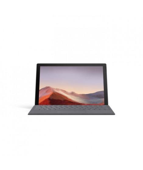 Microsoft Surface - Pro 7 - 12.3 - Core i7 - RAM 16Go - Stockage 512Go SSD - Platine