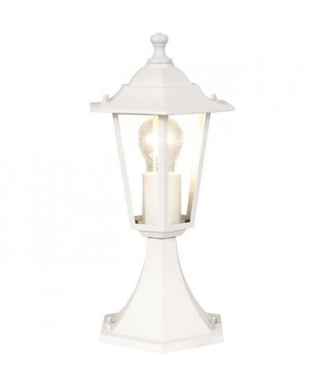 BRILLIANT Borne extérieure Crown - E27 - 1x60W - Blanc