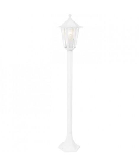 BRILLIANT Potelet extérieur Crown - E27 - 1x60W - Blanc