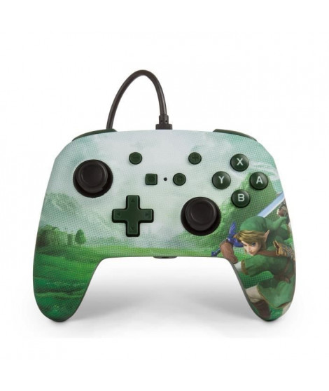 POWER A Manette Nintendo Switch Wired controller - Link Hyrule