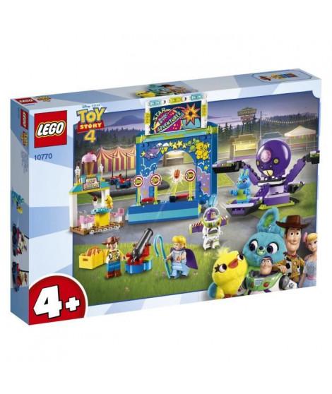 LEGO 4+ TOY STORY™ 10770 Le carnaval en folie de Buzz et Woody ! - Disney - Pixar