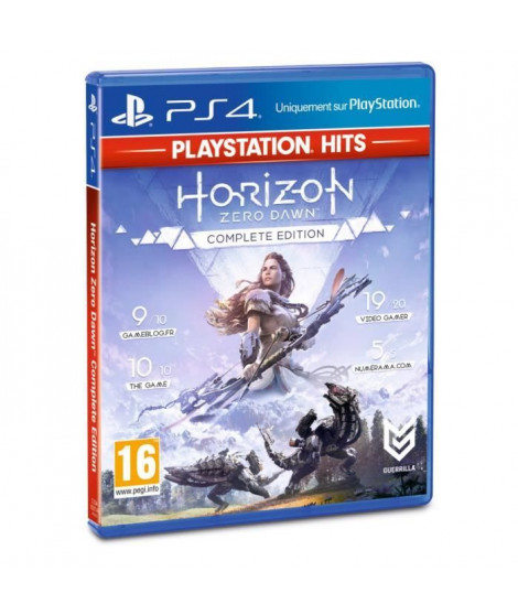 Horizon Zero Dawn Complete Edition PlayStation Hits Jeu PS4