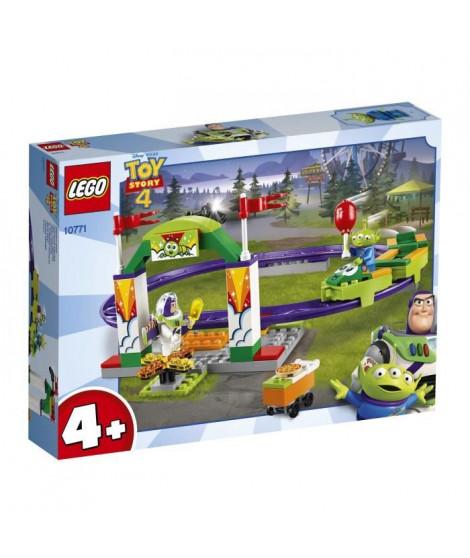 LEGO 4+ TOY STORY™ 10771  Le manege palpitant du Carnaval - Disney - Pixar