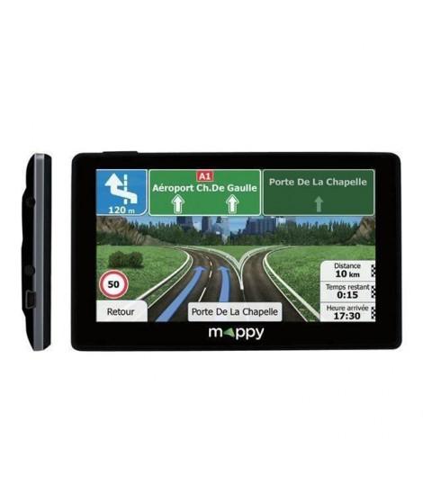 MAPPY Ulti E538 S GPS 5 Carte a vie