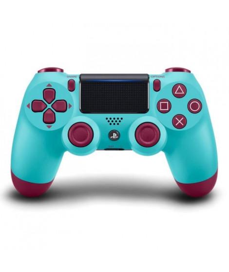Manette PS4 DualShock 4 Berry Blue V2