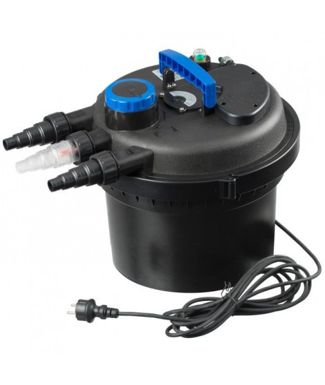 UBBINK Filtre a pression complet pour bassin Biopressure II 6000 PlusSet