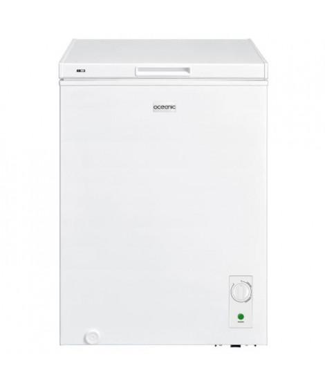 CONTINENTAL EDISON OCEACCF99W Réfrigérateur congélateur haut 300L, A+, Froid statique, L 59,5 cm x H 176 cm BLANC