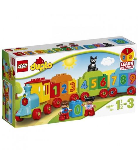 LEGO DUPLO 10847 Le Train des Chiffres