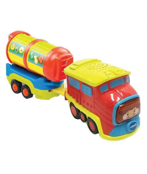 VTECH - TUT TUT BOLIDES - Ruben et son wagon-citerne TCHOU TCHOU BOLIDES