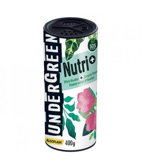 UNDERGREEN Nutriments Nutri+ - Effet booster et longue durée - 400 g