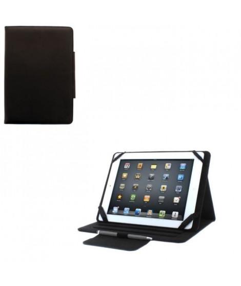 Etui support tablette universel 10 Noir UTABFOL10