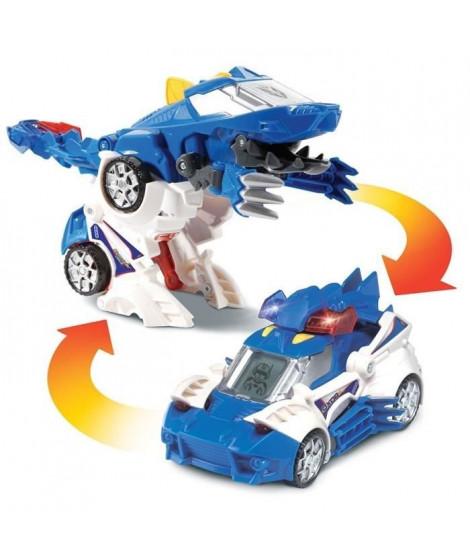 Switch & Go  Dinos - Oxor, Super Thérizinosaure (Voiture de police)