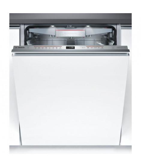 BOSCH SMV68TX00E lave-vaisselle tout intégrable - 14 couverts - 39 dB - Classe A+ - largeur 60cm