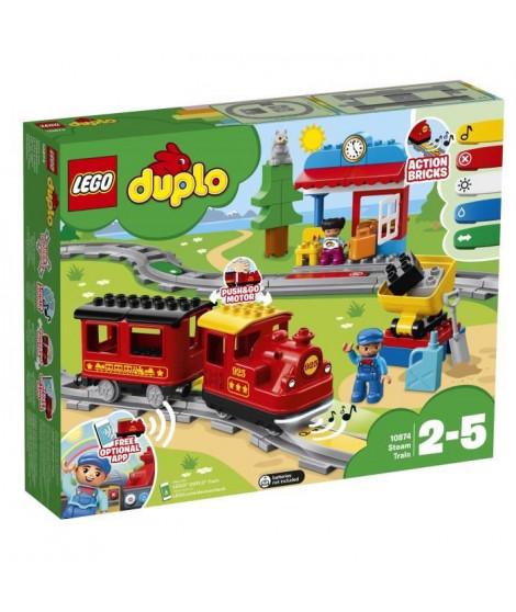 LEGO DUPLO Ma Ville 10874 Le train a vapeur