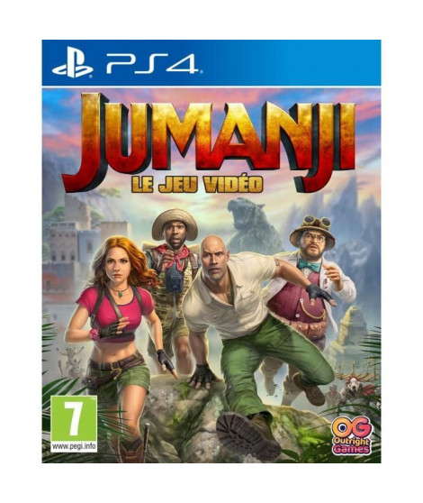 JUMANJI : Le Jeu Vidéo Jeu PS4