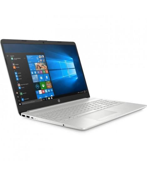 HP PC Portable 15-dw2003nf - 15,6HD - i3-1005G1 - RAM 4Go - Stockage 128Go SSD + 1To HDD - Windows 10