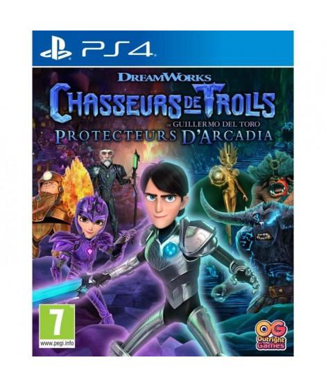 Chasseurs de Trolls Protecteurs d'Arcadia Jeu PS4