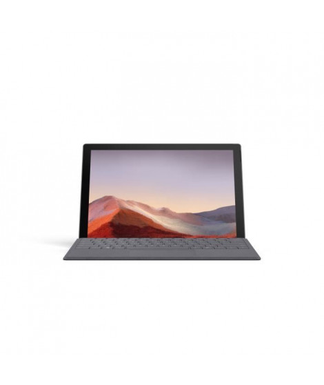 Microsoft Surface - Pro 7 - 12.3 - Core i5 - RAM 8Go - Stockage 128Go SSD - Platine