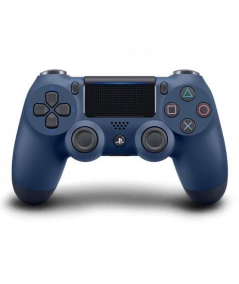 Manette PS4 DualShock 4.0 V2 Midnight Blue - PlayStation Officiel