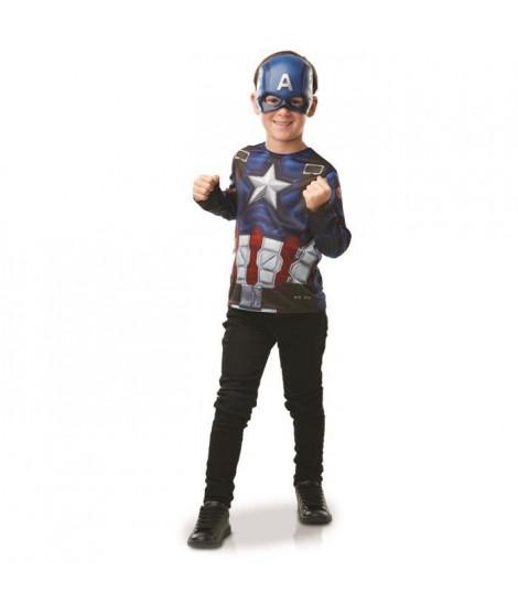 MARVEL Set plastron Captain América