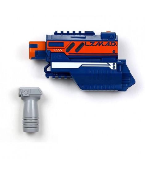 LAZER M.A.D. - Super Blaster Kit - Bleu & Orange