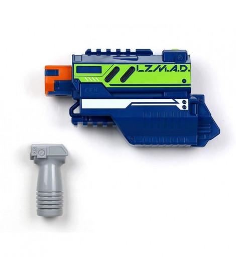 LAZER M.A.D. - Super Blaster Kit - Bleu & Vert