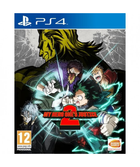 MY HERO ONE'S JUSTICE 2 Jeu PS4