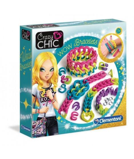 CLEMENTONI Crazy Chic - Bracelets Wow