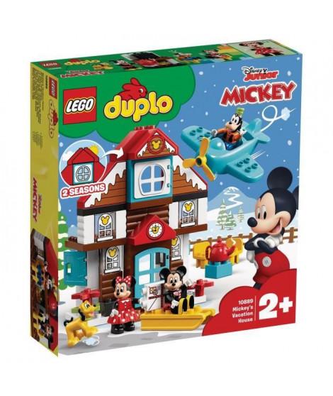 LEGO DUPLO Disney™ 10889 La maison de vacances de Mickey