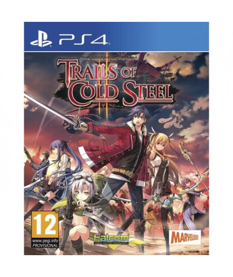The Legend of Heroes : Trails of Cold Steel 2 Jeu PS4