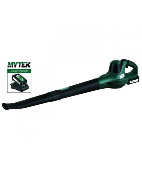 MYTEK Aspirateur souffleur sans fil 18V Avec batterie