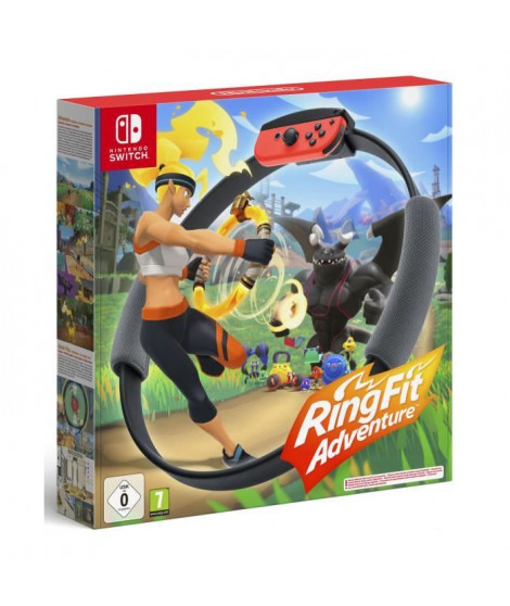Jeu Nintendo Switch Ring Fit Adventure