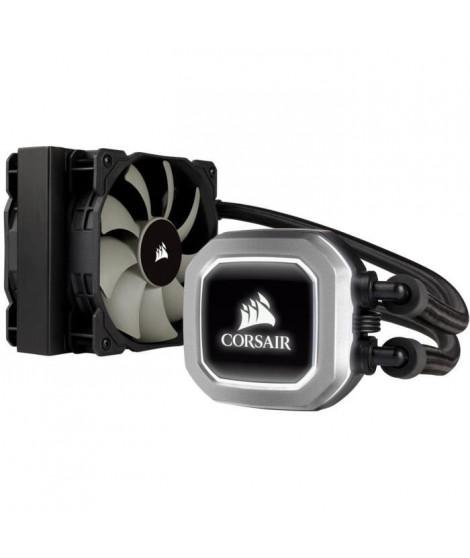CORSAIR Refroidisseur liquide pour processeur Hydro Series H75 (2018) (CW-9060035-WW)