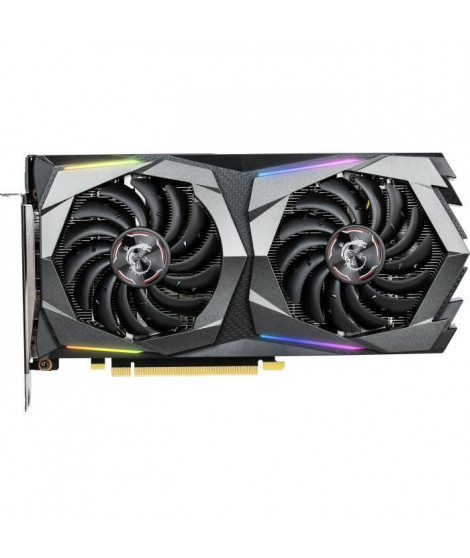 MSI Carte Graphique GeForce GTX 1660 Ti GAMING 6G