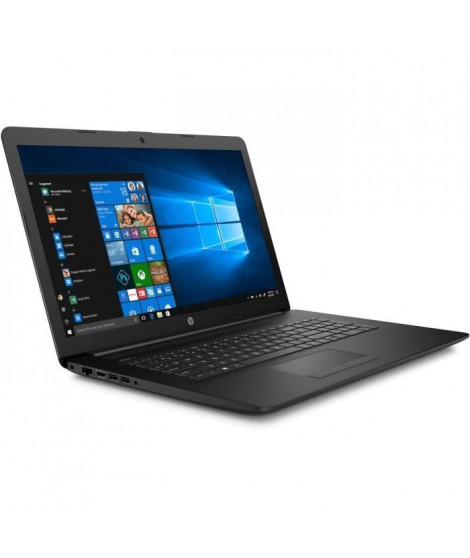 HP PC Portable 17-by3067nf - 17HD+ - i3-1005G1 - RAM 8Go - Stockage 1To HDD - Windows 10