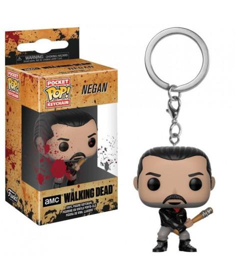 Porte-Clé Pocket Pop! The Walking Dead: Negan