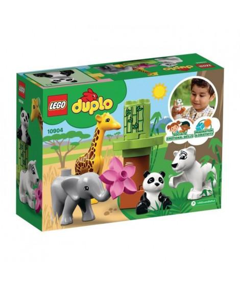 LEGO DUPLO Ma ville 10904 Les bébés animaux