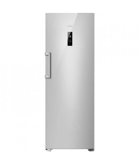 HAIER H2F-220SAA - Congélateur armoire-226L-Froid No Frost-A+-L 60 x H 167,1 cm-Silver