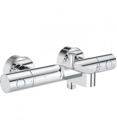 GROHE Mitigeur thermostatique Bain / Douche 1 / 2 Grohtherm 1000 Cosmopolitan M 34441002