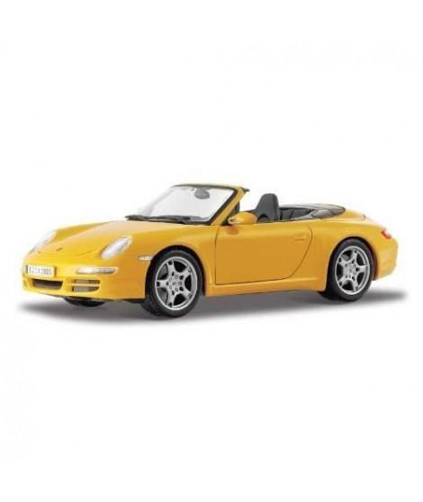 MAISTO Voiture de collection 1/18 Porsche 911 carrera s cabriolet 2005