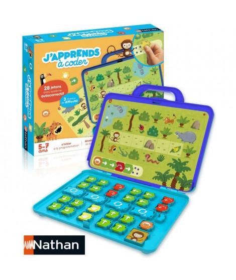 NATHAN J'apprends a coder