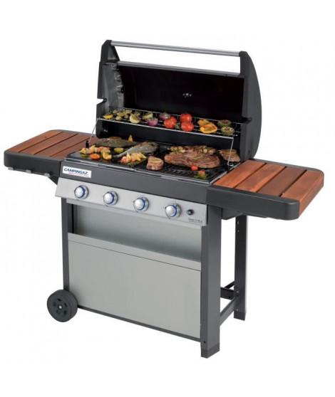 CAMPINGAZ Barbecue a gaz Class 4 brûleurs - Fonte émaillée