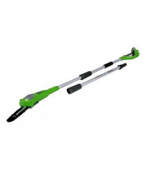 GREENWORKS TOOLS Elagueuse sur perche - 24 V - 20 cm